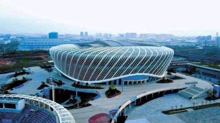 揭开军运会场馆中的中国建造密码