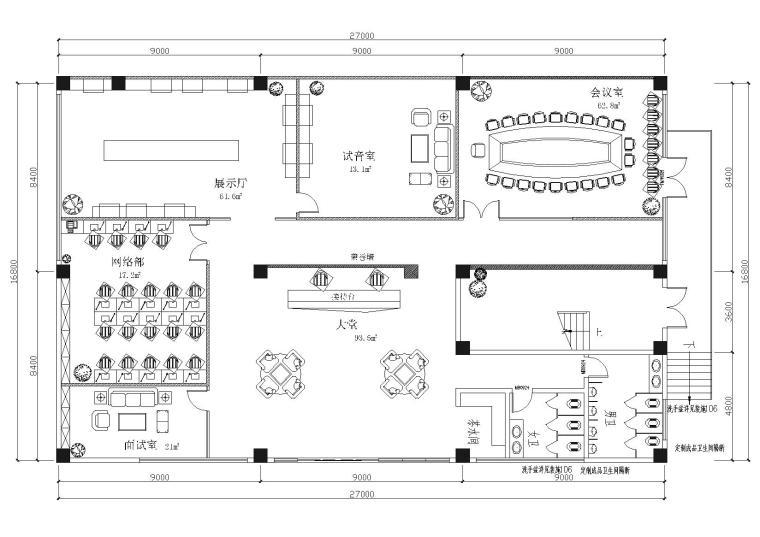 [安顺]朗建-工业园区厂房项目A8号楼施工图