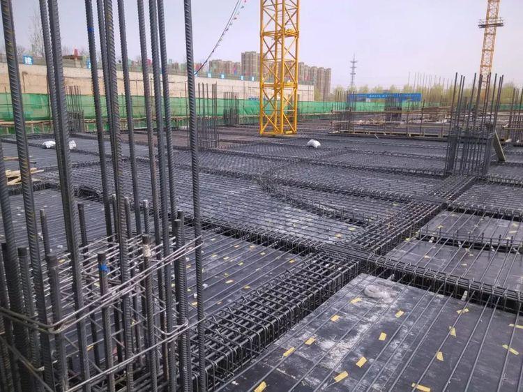 筏板大体积混凝土施工工艺及监理控制重点