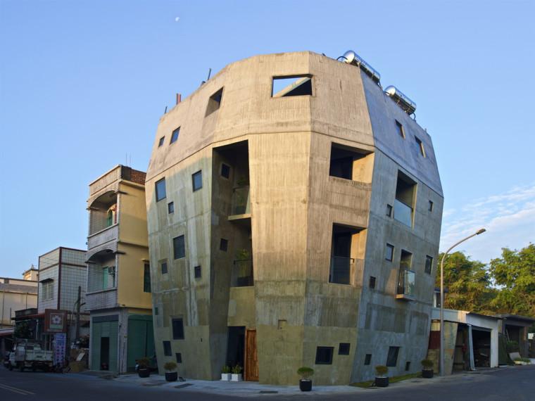 台湾德拉罗氏古城博物馆