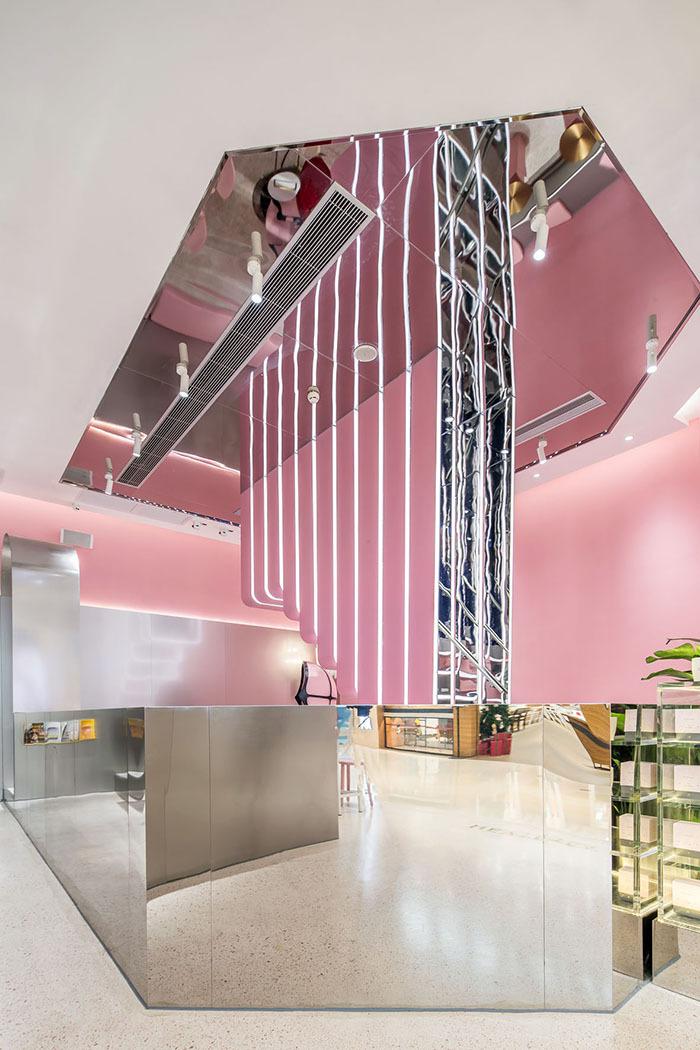 特色奶茶店裝修設計,讓你的奶茶店與眾不同