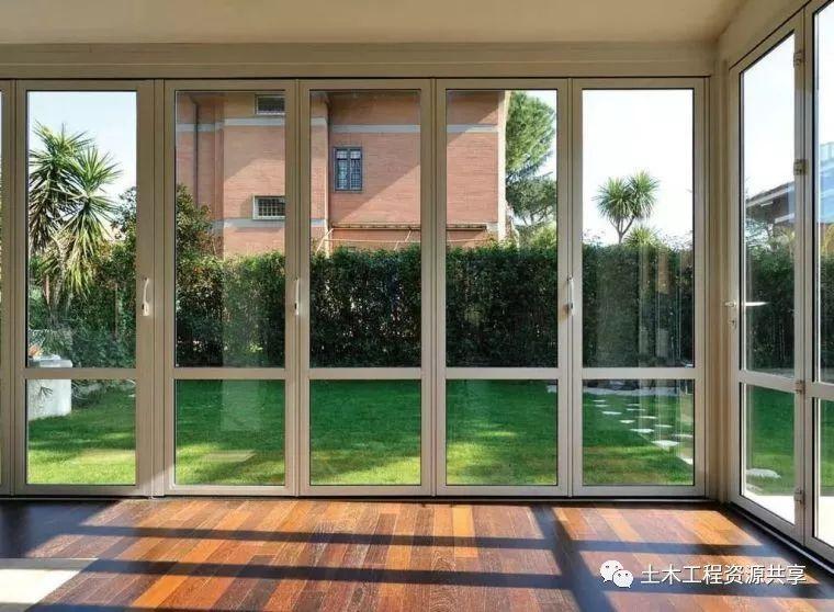门窗安装施工图解,简单又实用,掌握它喔~