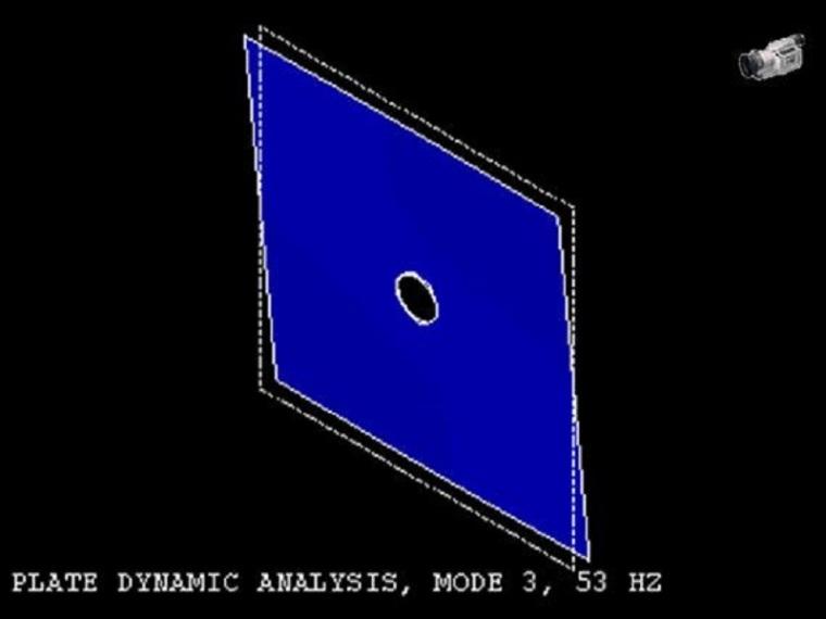 ANSYS模态分析理论与实例(内容丰富)