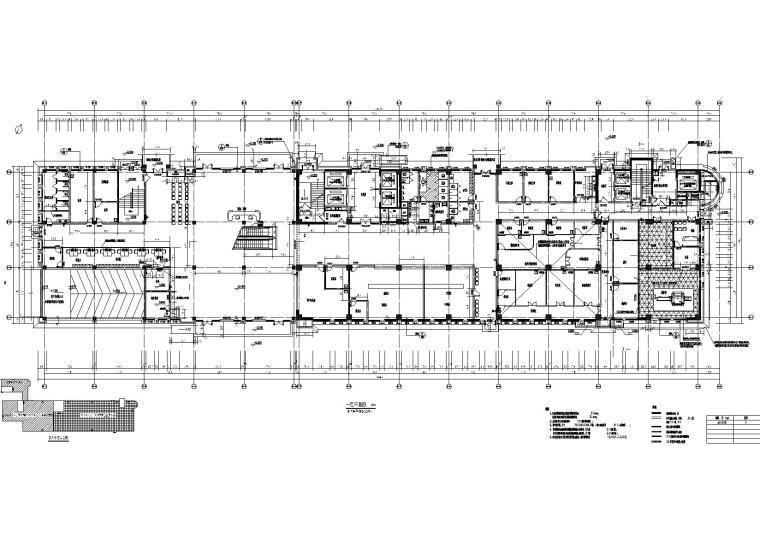[安顺]合设院-妇幼保健院建筑图纸+工程清单