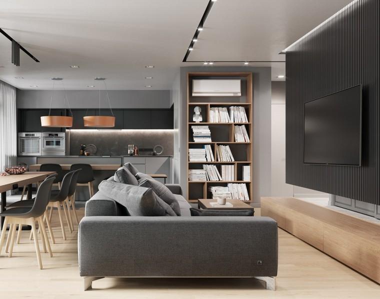 黑白灰•极简设计40套案例960张高清实景