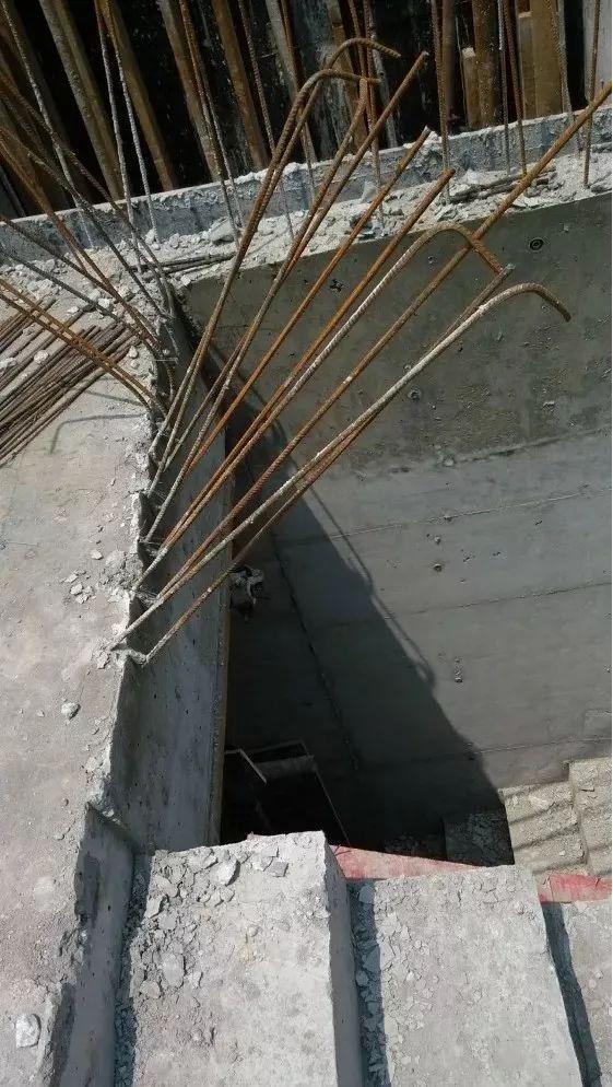 楼梯施工缝位置怎么留?施工现场真的留对了