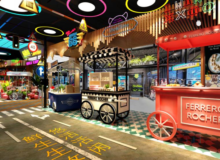 未来2020年想让你们的商业街有更多人来逛吗