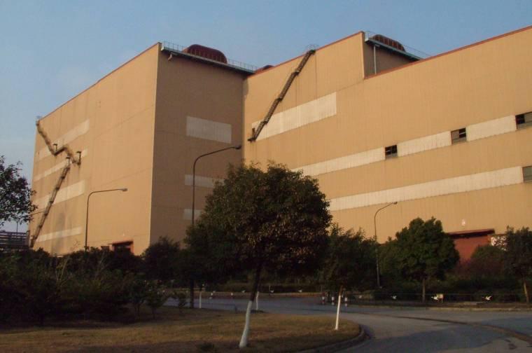 钢结构厂房构造