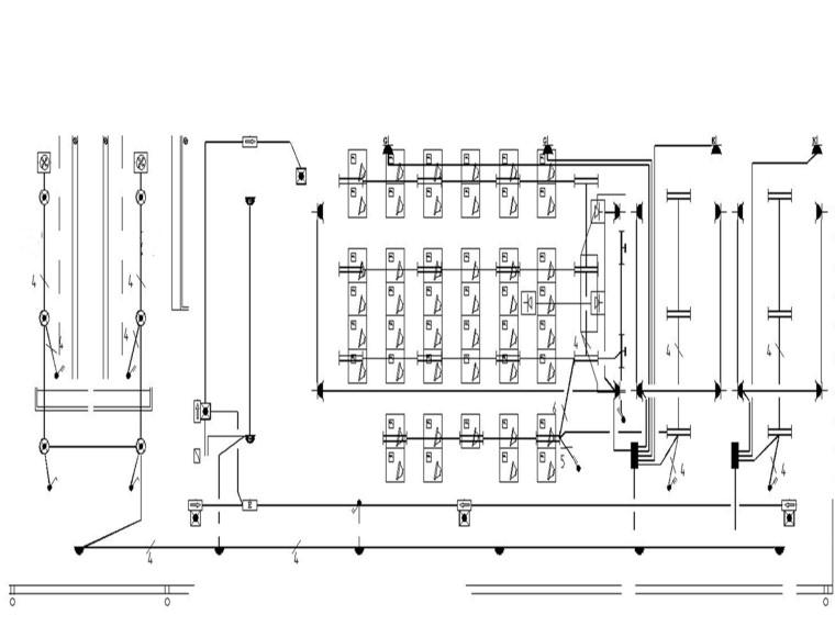 小学综合教学楼电气施工图