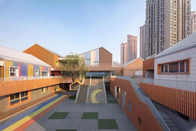 幼儿园-村落概念新模式激发孩子们自由探索