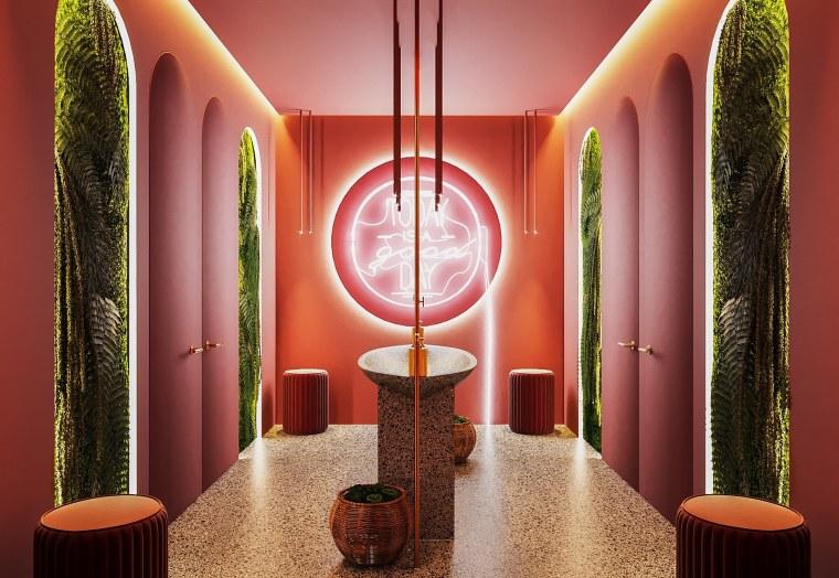 色咖艺术-公寓样板房住宅设计案例甄选11套