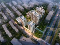 [浙江]現代風格商品住宅兼商務建筑設計