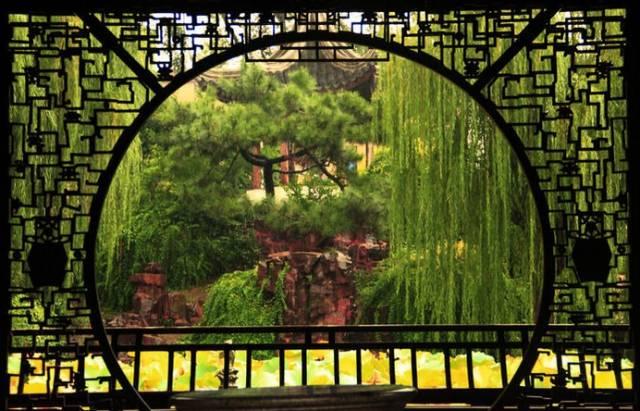古代民居庭院种树植花讲究多_4