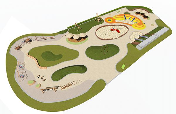 桂林平西山泉儿童乐园