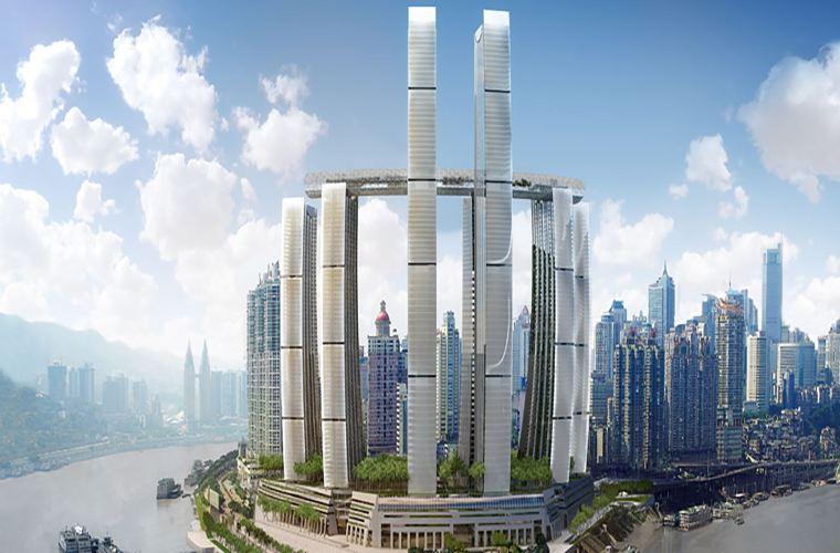 钢结构建筑工程技术规范及施工方案合集