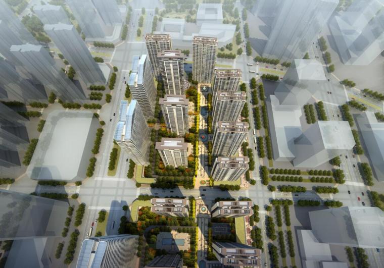 [云南]昆明巫家坝片住宅及商业项目建筑规