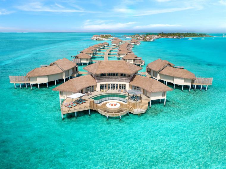 马尔代夫洲际玛姆纳高度假酒店