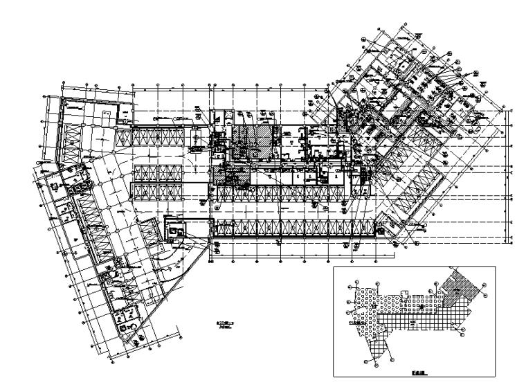 贵州中国铁建国际城暖通施工图