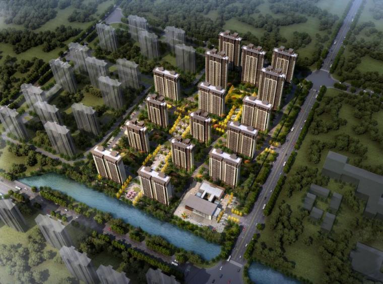 安置区住宅文本资料下载-[安徽]六安幸福区安置房住宅方案设计