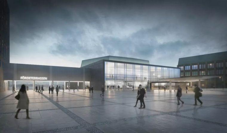 基尔城堡音乐厅|gmp与bbp中标改建设计