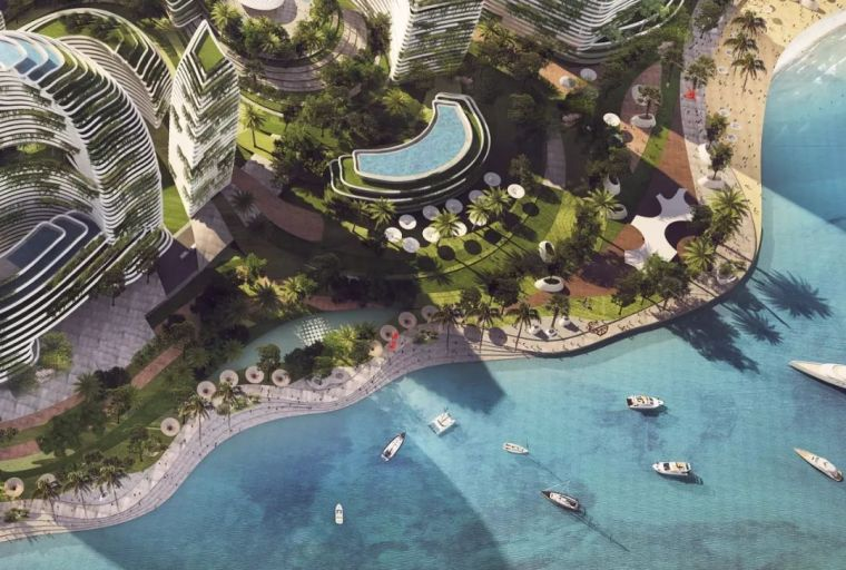 10個建筑對「未來城市」的想象_4