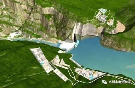 中国第二大水电站提前11天全线封顶