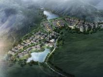 [江西]?金科新中式風格住宅區建筑規劃