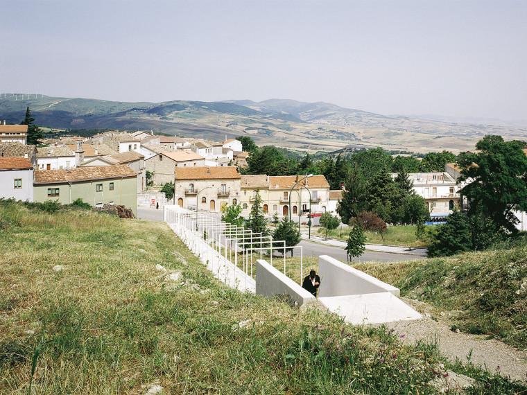 意大利OrsaradiPuglia人行步道