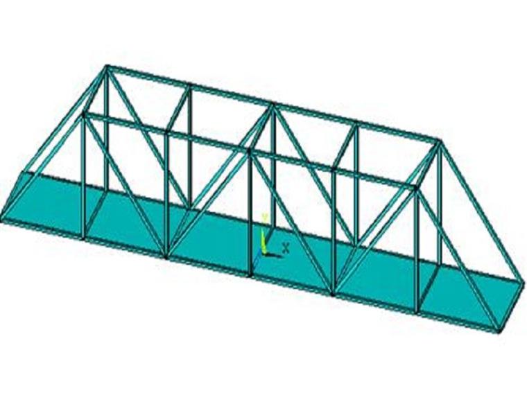 ANSYS桥梁工程应用实例分析(清楚明了)