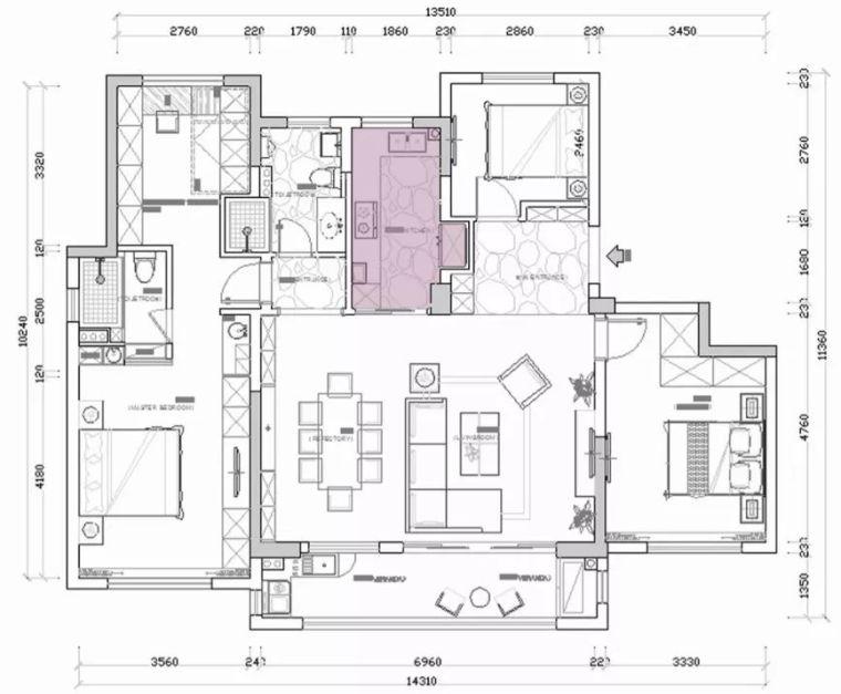 室内设计方案不出彩怎么办?_4