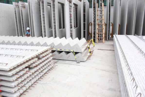 装配式建筑施工案例分析(宝业万华城)