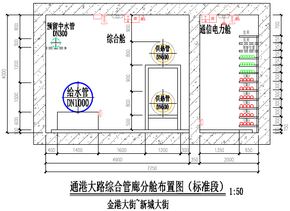 城市综合管廊防水施工方案(图文并茂)