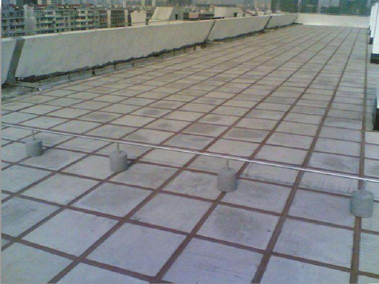 建筑工程防水施工質量通病防治措施培訓PPT