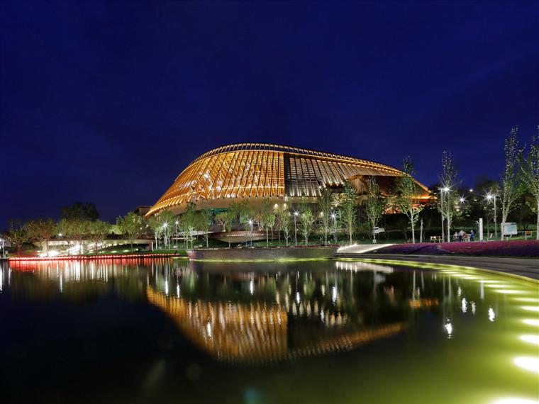 2019中国北京世界园艺博览会中国馆