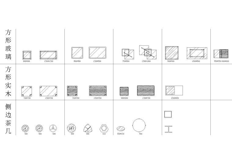 知名公司制图规范图例&工装模块