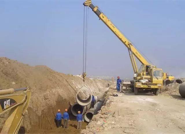 市政给排水管道工程施工图解,附常见问题