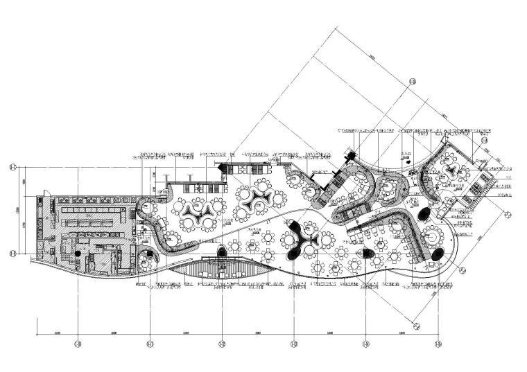茶楼餐厅效果图资料下载-外婆家现代中餐厅施工图+效果图+实景拍摄