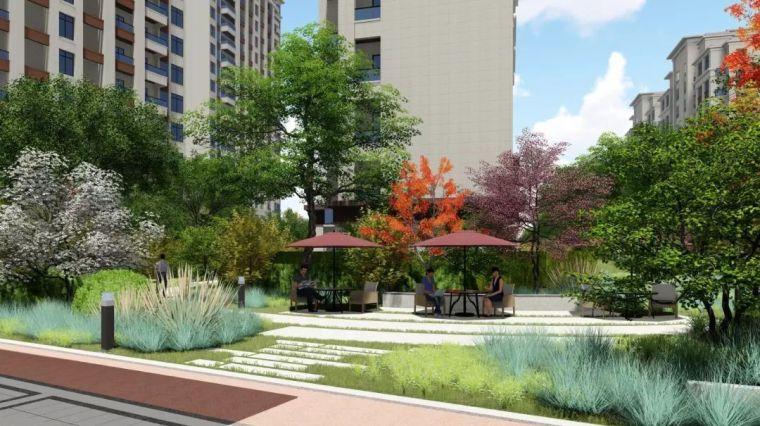 易境规划--城市园林景观设计可持续发展探究
