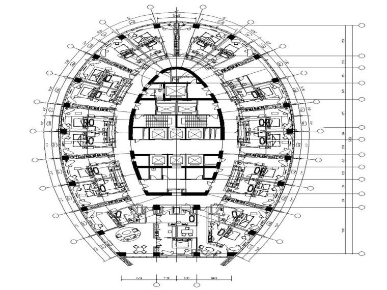山东省会文化中心酒店智能化设计