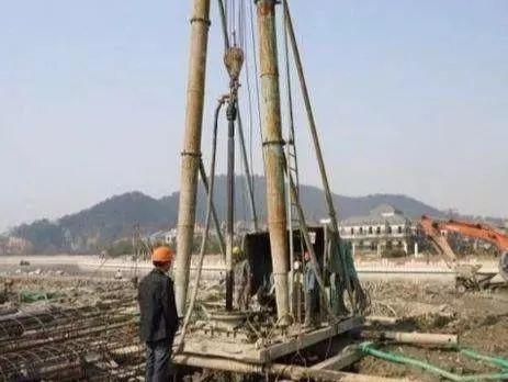 影响钻孔灌注桩成桩质量的10大原因