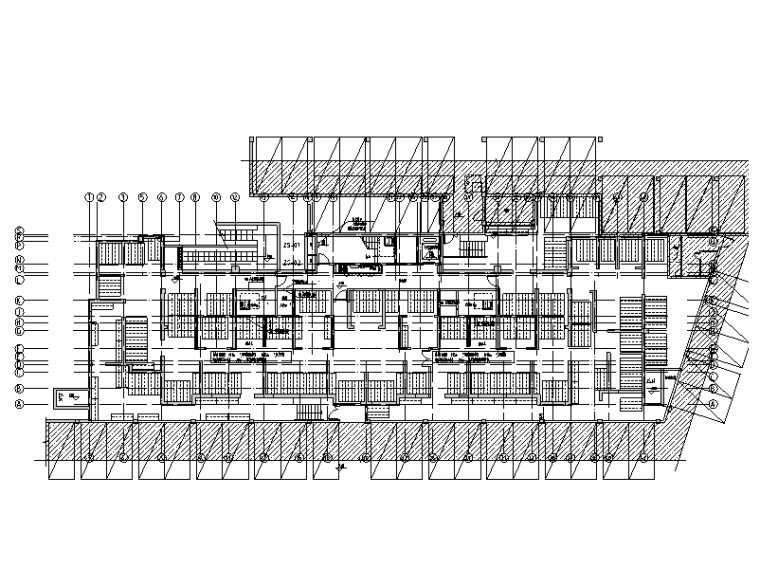 江苏万科住宅楼暖通设计施工图