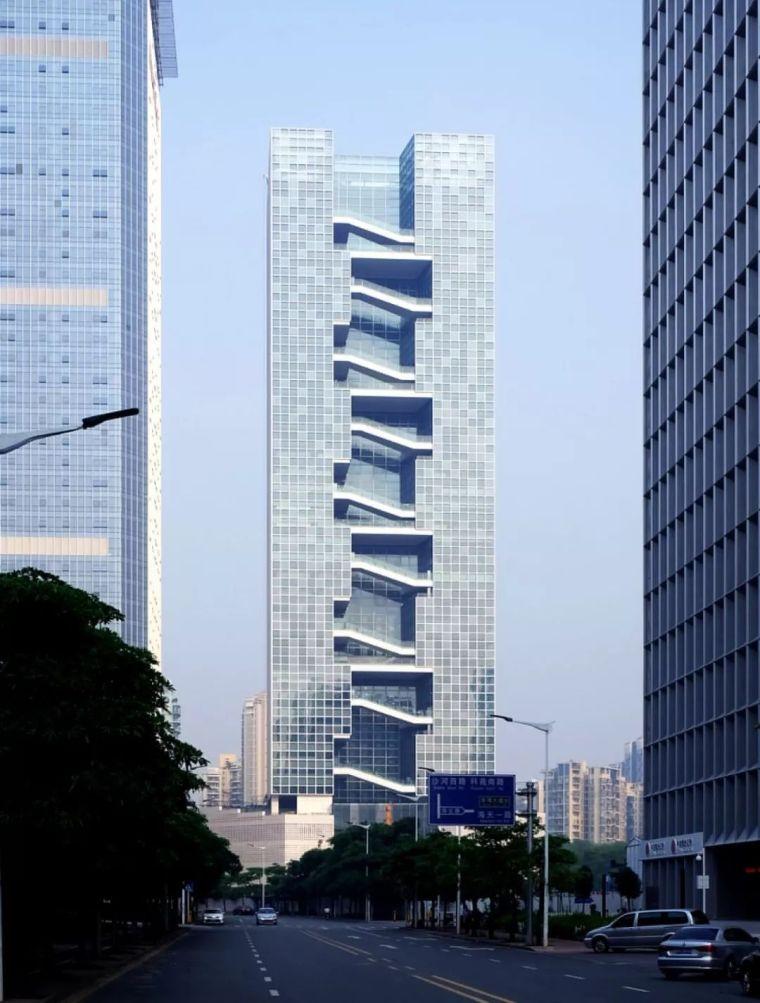 百度全新的办公楼——深圳·百度国际大厦