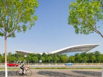北京理工大学良乡校区文化体育中心