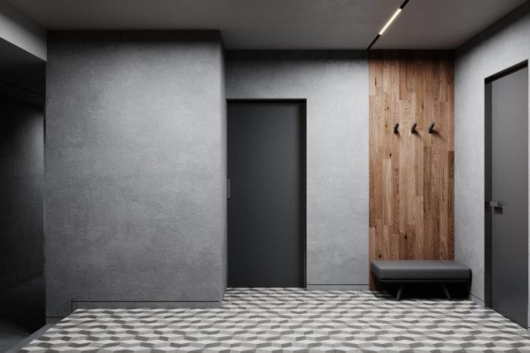纳米水泥装饰墙面