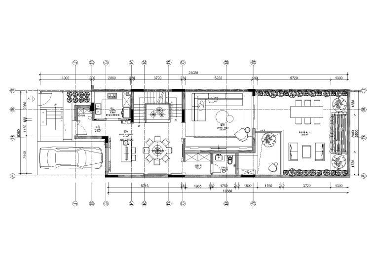 东莞私人别墅效果图+软装方案+CAD施工图