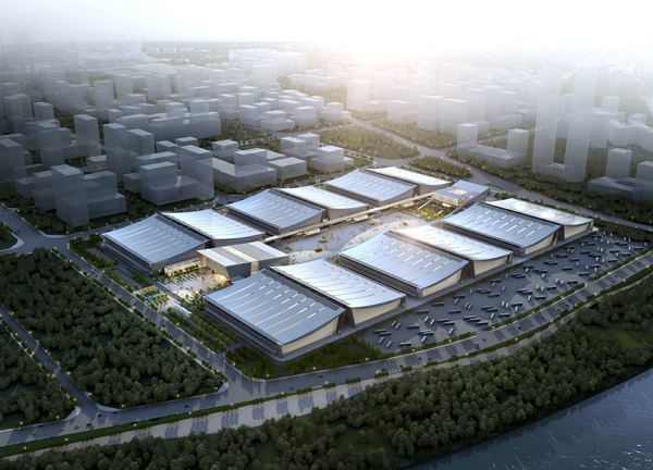 [长沙]国际会展中心项目质量创优策划(图文)