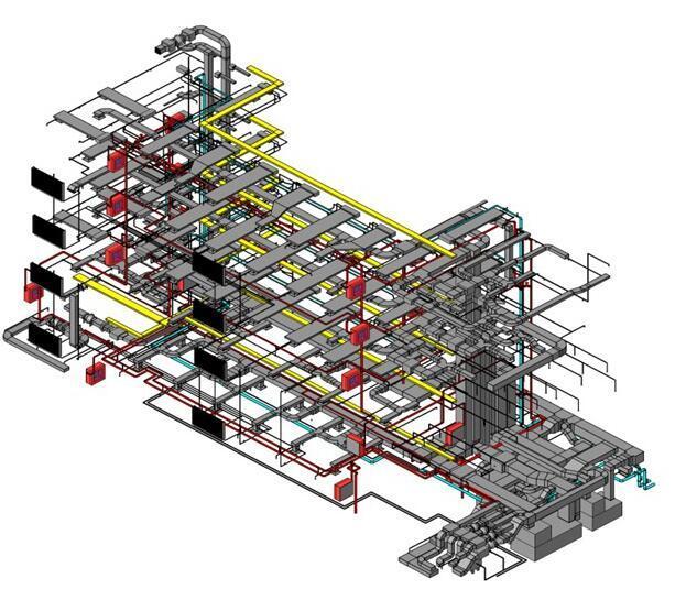 BIM简介与建筑领域的新技术应用ppt(82页)