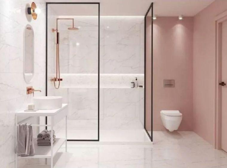 卫生间细节防水处理和超薄墙体工艺做法!
