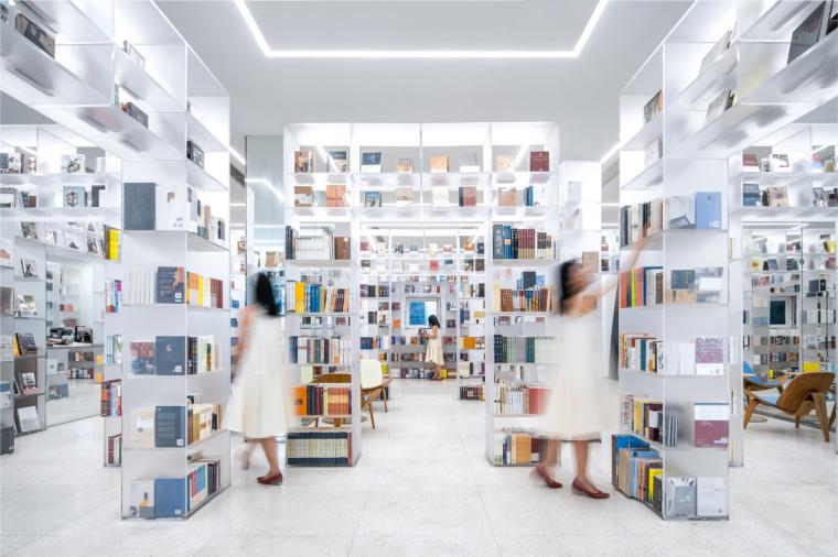 有浪扬州慢×新华书店丨1800㎡丨JPG平面图