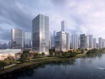 [山東]融創海洋活力區商業住宅建筑方案
